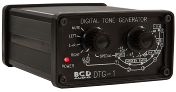 BCD Audio - Digital Tone Generator