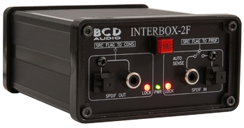 BCD Audio Interbox 2F