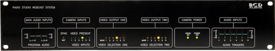 BCD Audio - Delayed Programme Comparator